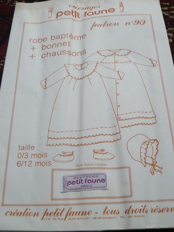 modèle tricot robe de chambre
