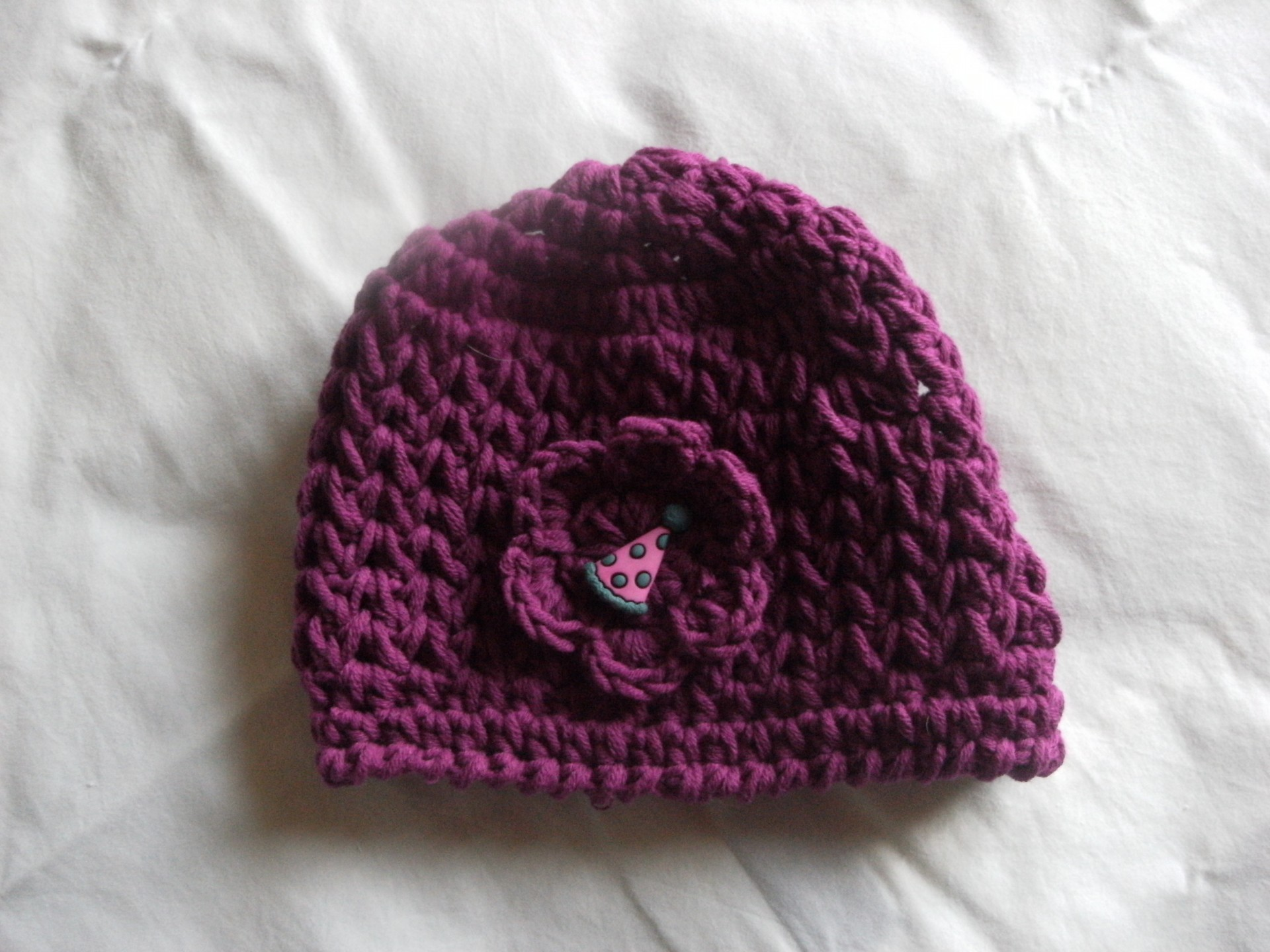 mod le tricoter bonnet b b. Black Bedroom Furniture Sets. Home Design Ideas