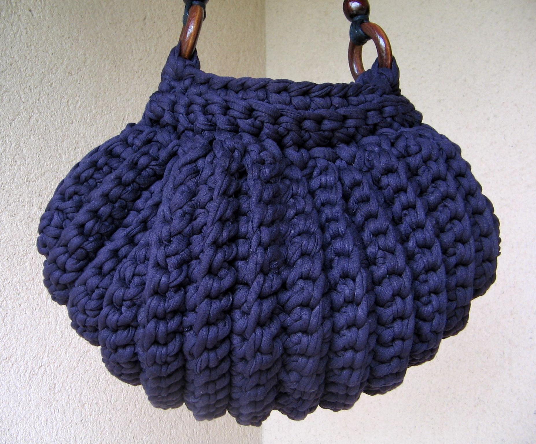 Patron tricoter sac - Tuto pour creer un sac en crochet ...