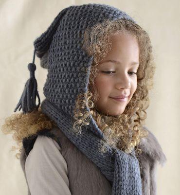a93e7904196 affichage modèle tricot echarpe bonnet bébé