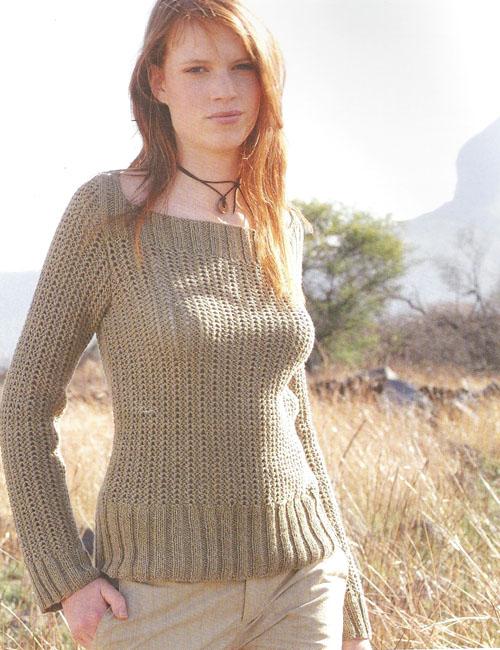 modèle tricot pull femme phildar
