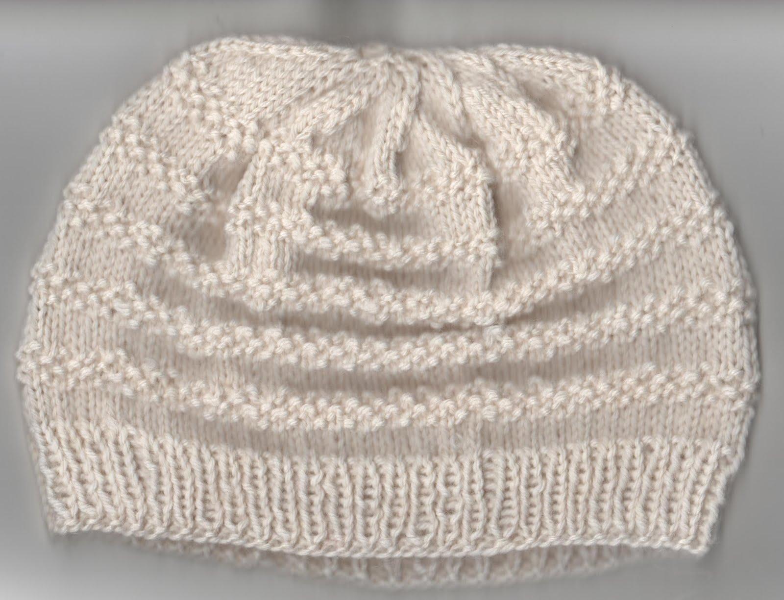 9bb8c75077c modèle tricot bonnet bébé gratuit