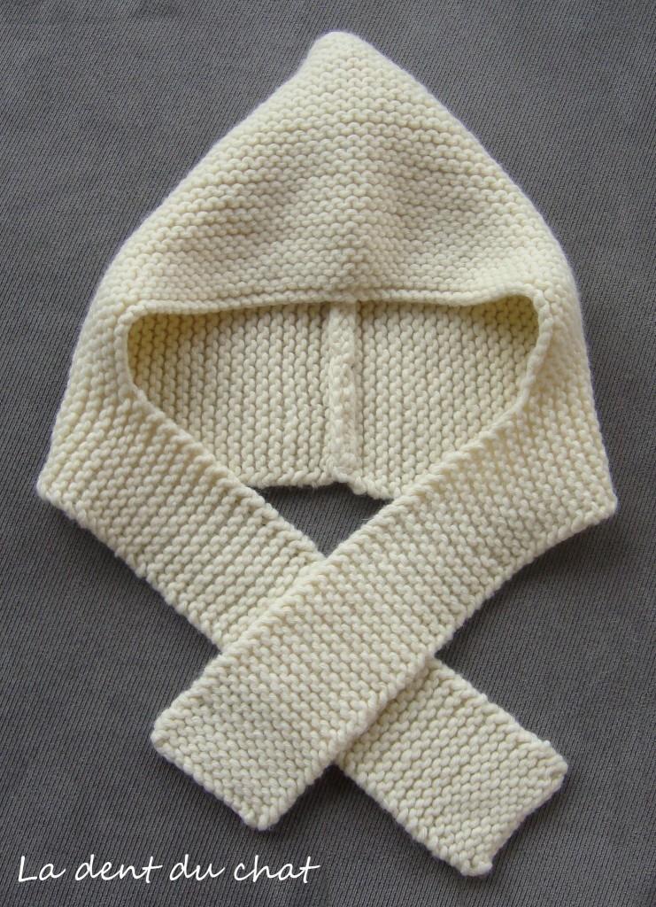 clich mod le tricot echarpe bonnet b b. Black Bedroom Furniture Sets. Home Design Ideas