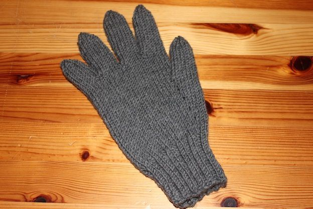 mod le tricot gant homme