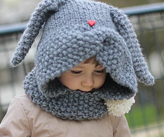 tricoter une echarpe bonnet