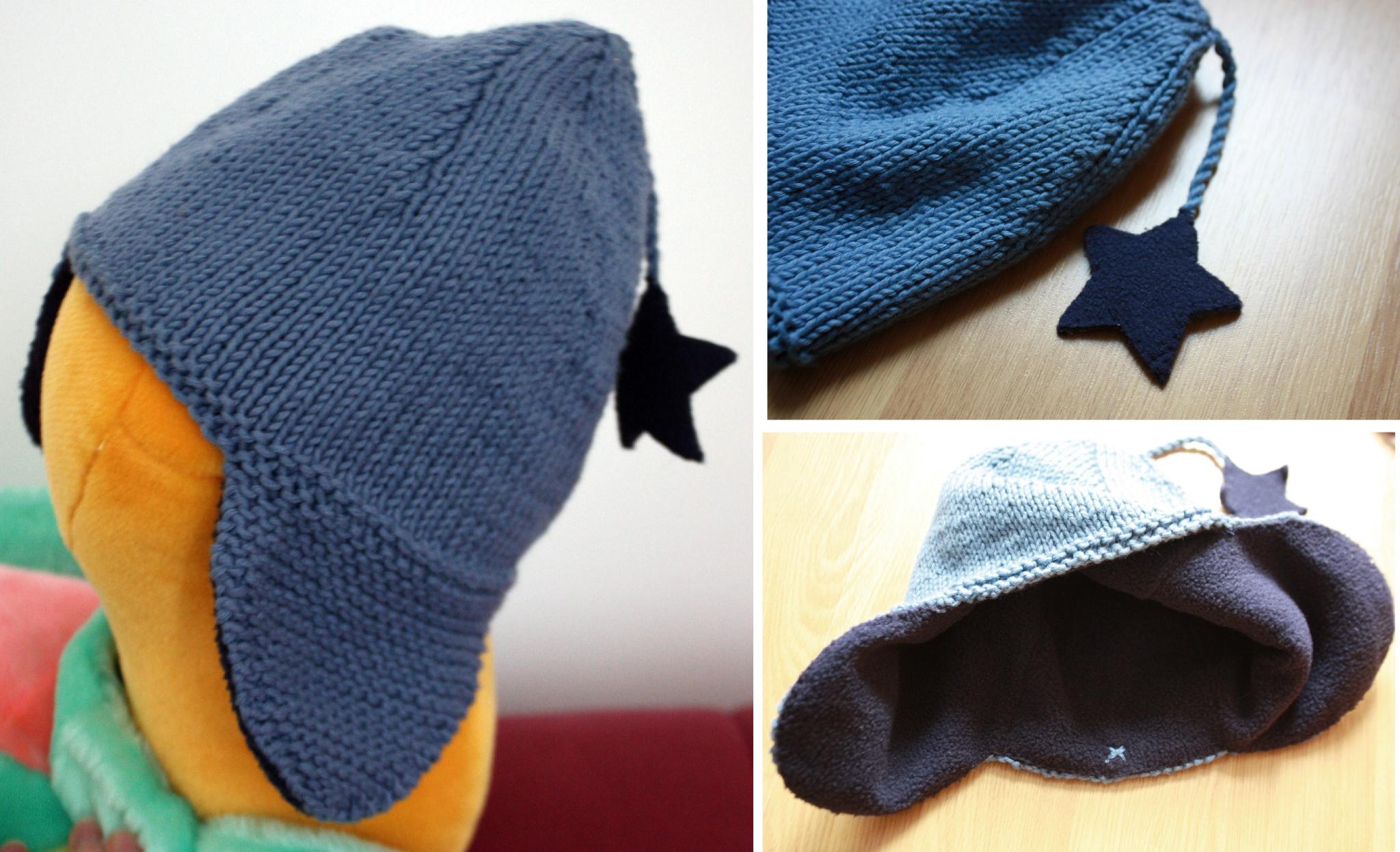 exemple modèle tricot bébé bonnet peruvien b0b0c3af5c6