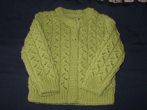 modele tricot fillette 3 ans