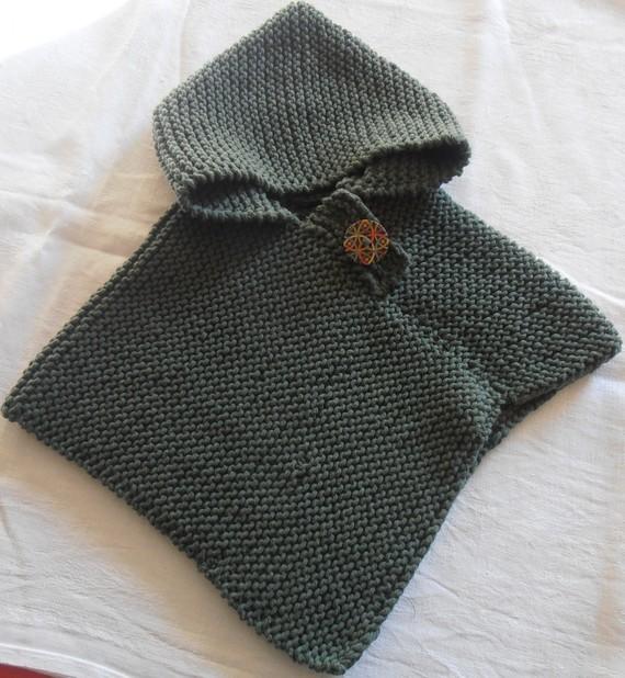 modèle couverture bébé tricot debutant