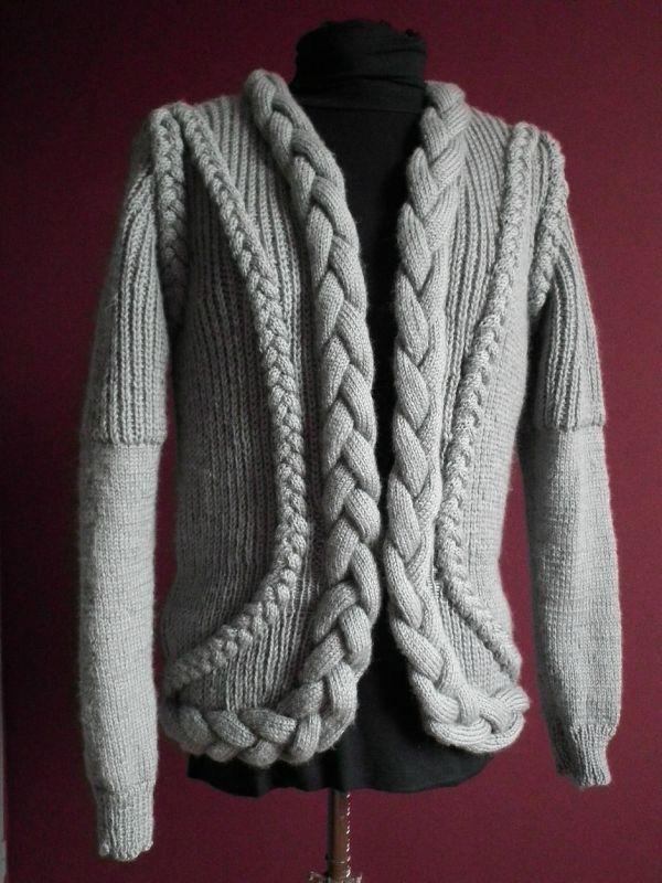 Bergere de france вязание
