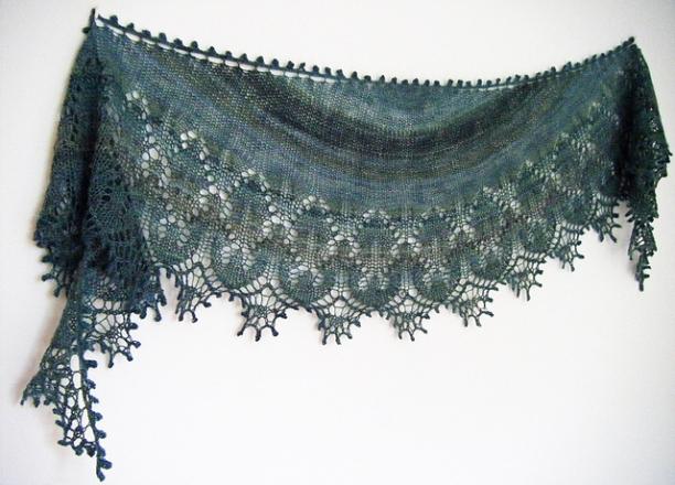 modele tricot dentelle