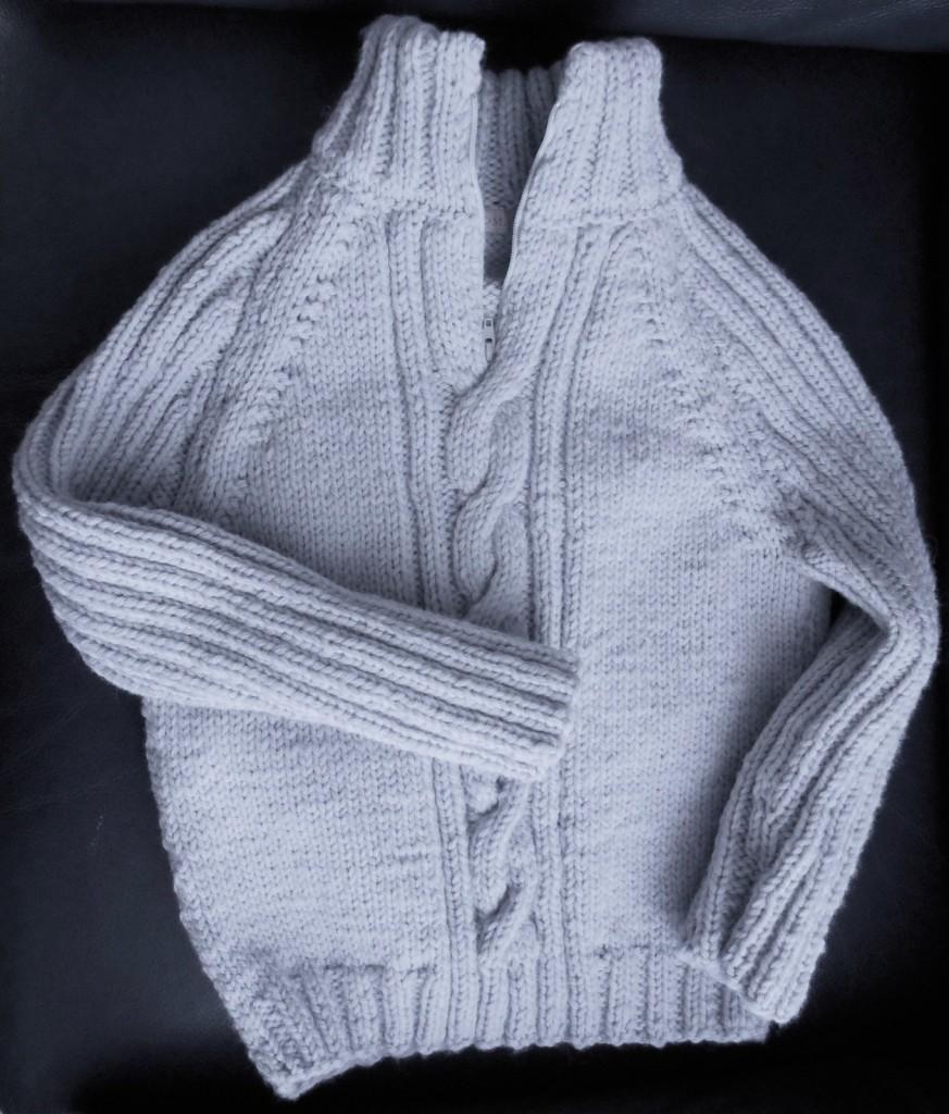 modèle tricot pull fille 12 ans